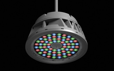 Lumenbeam Grande Pendant Color Changing