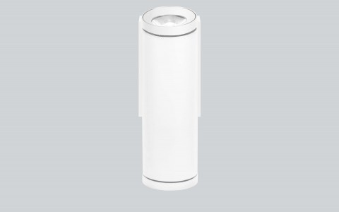 Cylinder Small Wall Mount Indirect