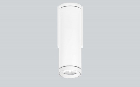 Cylinder Small Wall Mount Direct/Indirect