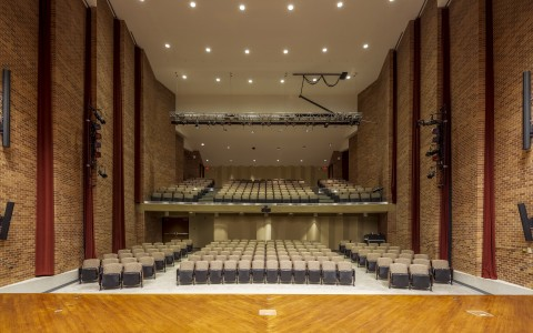 UALR Stella Boyle Smith Concert Hall