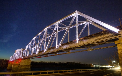 RJ Corman Bridge