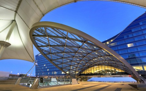 Denver Airport Transit Center