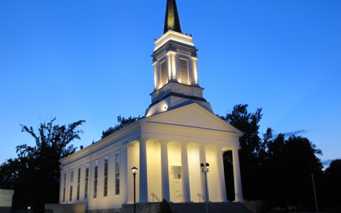 Benjamin Godfrey Memorial Chapel