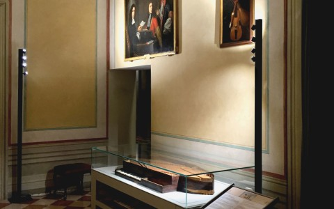 Department of Musical Instruments of the Accademia Gallery