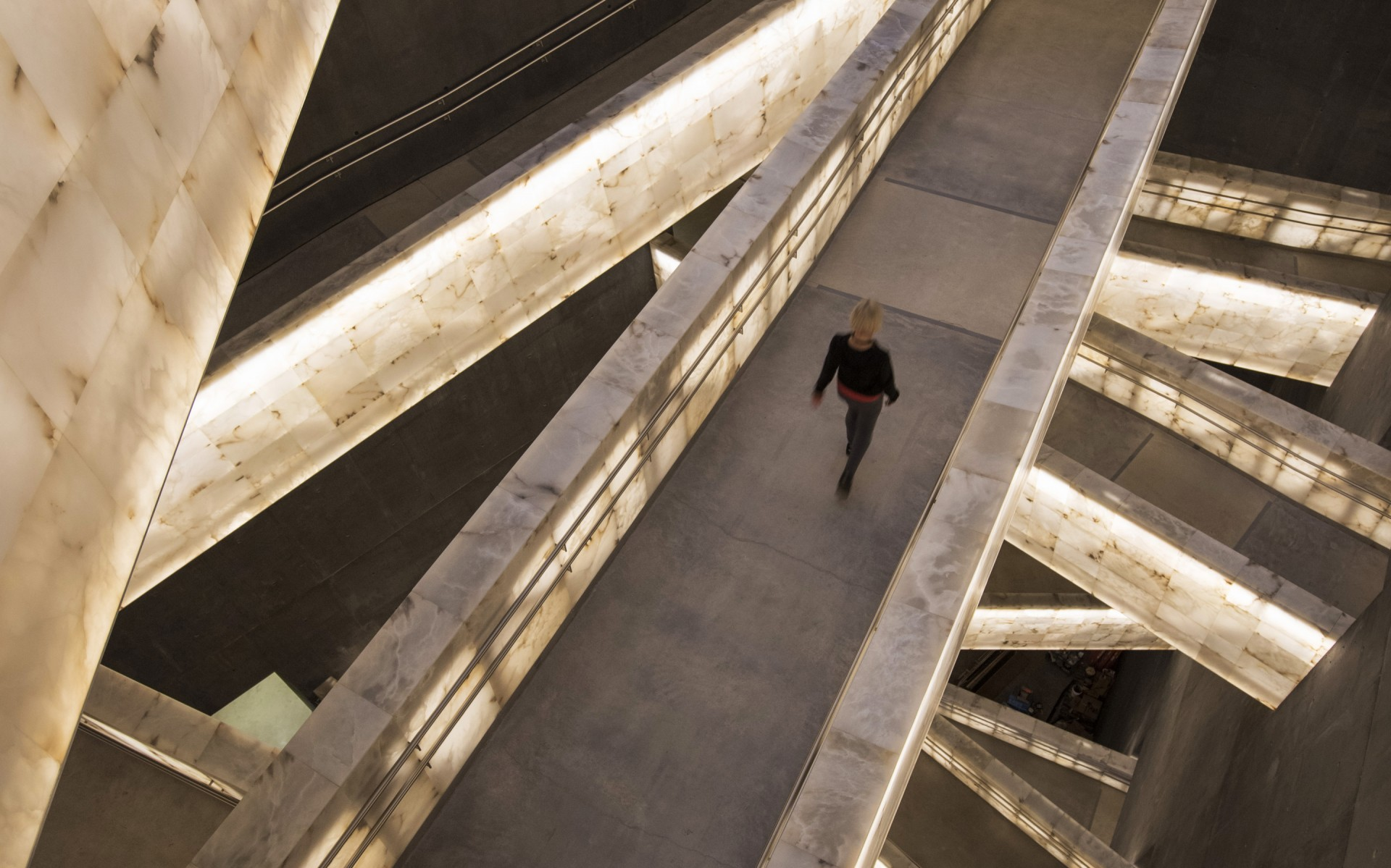 The Canadian Museum for Human Rights in Winnipeg, Manitoba opened its doors in September 2014.