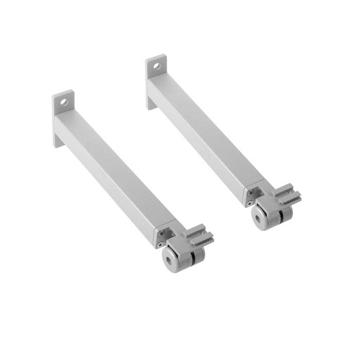 Adjustable Extended Arm Mounting Nano Horizontal 12 in