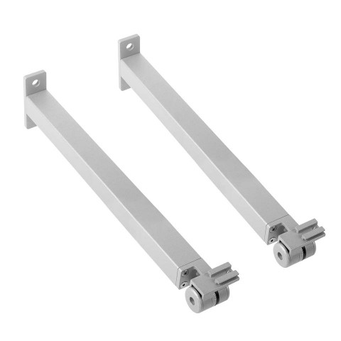 Adjustable Extended Arm Mounting Nano Horizontal 18 in